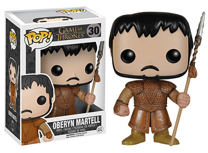 2015 Funko Pop Game of Thrones Series 5 30 Oberyn Martell