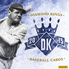 2015 Panini Diamond Kings Baseball Cards