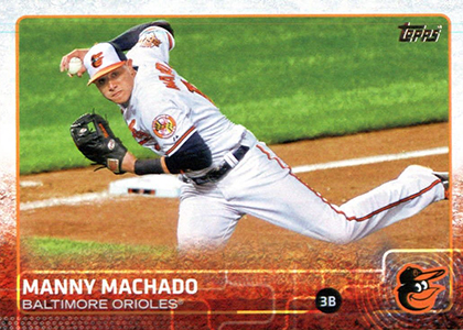 2015 Topps Series 1 Baseball Variation Short Prints - Here's What to Look For! 39