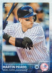 2015 Topps Series 1 Baseball Variation Short Prints - Here's What to Look For! 65