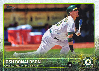 2015 Topps Series 1 Baseball Variation Short Prints - Here's What to Look For! 21