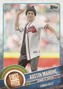 2015 Topps Baseball First Pitch Gallery and Checklist 7