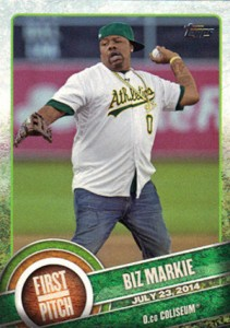 2015 Topps Baseball First Pitch Gallery and Checklist 5