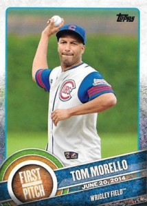 2015 Topps Baseball First Pitch Gallery and Checklist 11