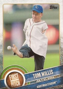 2015 Topps Baseball First Pitch Gallery and Checklist 9
