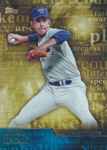 2015 Topps Series 1 Baseball Archetypes