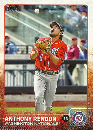 2015 Topps Series 1 Baseball Variation Short Prints - Here's What to Look For! 124