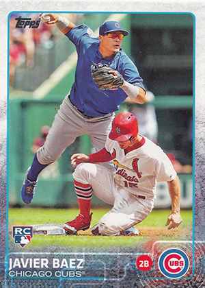 2015 Topps Series 1 Baseball Variation Short Prints - Here's What to Look For! 129