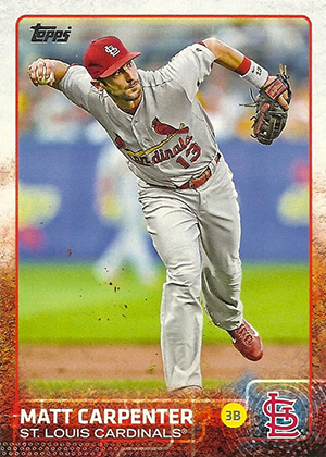 2015 Topps Series 1 Baseball Variation Short Prints - Here's What to Look For! 133