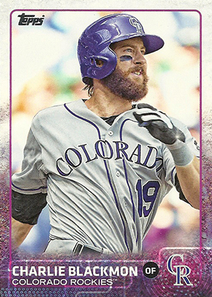 2015 Topps Series 1 Baseball Variation Short Prints - Here's What to Look For! 91
