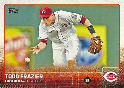 2015 Topps Series 1 Baseball Variation Short Prints - Here's What to Look For! 92