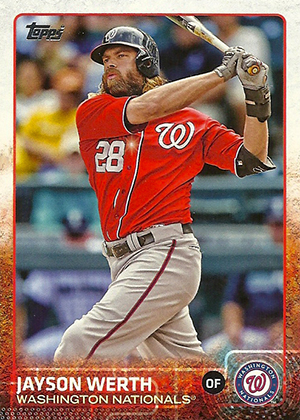 2015 Topps Series 1 Baseball Variation Short Prints - Here's What to Look For! 87