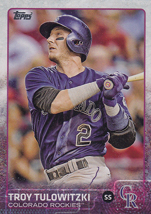 2015 Topps Series 1 Baseball Variation Short Prints - Here's What to Look For! 107