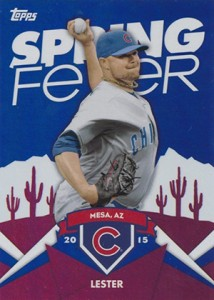 2015 Topps Spring Fever Baseball Cards 2