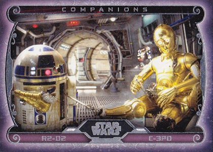 2015 Topps Star Wars Masterwork Trading Cards 26