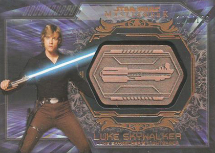 2015 Topps Star Wars Masterwork Trading Cards 33