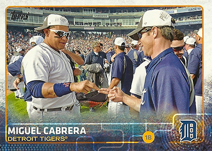 2015 Topps Series 1 Baseball Variation Short Prints - Here's What to Look For! 52