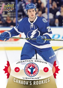 2015 Upper Deck National Hockey Card Day 22