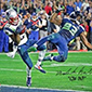 Malcolm Butler Super Bowl XLIX Interception Autographed Photos Now Available