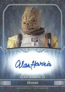 2015 Topps Star Wars Masterwork Autographs Gallery 1