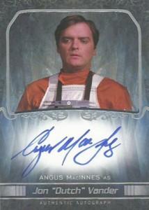 2015 Topps Star Wars Masterwork Autographs Gallery 2