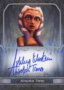 2015 Topps Star Wars Masterwork Autographs Gallery 3