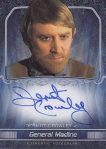 2015 Topps Star Wars Masterwork Autographs Gallery 26