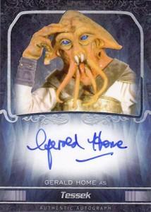 2015 Topps Star Wars Masterwork Autographs Gallery 27