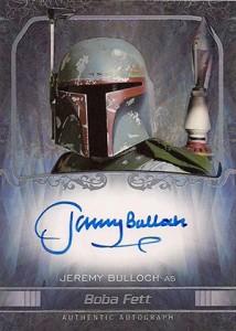 2015 Topps Star Wars Masterwork Autographs Gallery 29
