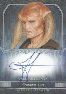 2015 Topps Star Wars Masterwork Autographs Gallery 30