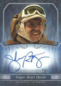 2015 Topps Star Wars Masterwork Autographs Gallery 31