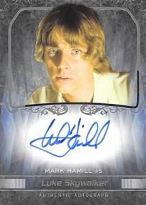 2015 Topps Star Wars Masterwork Autographs Gallery 33