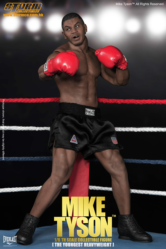 This Amazing Mike Tyson Figure Is Ready to Punch You Out 1