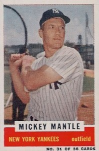Comprehensive Guide to 1960s Mickey Mantle Cards 1