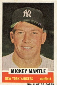 Comprehensive Guide to 1960s Mickey Mantle Cards 26