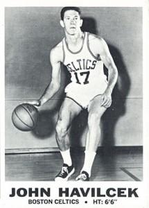 1968-69 Topps Test John Havlicek #5