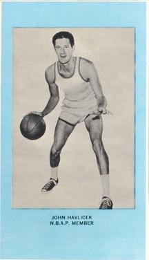 1969 NBAP Members John Havlicek