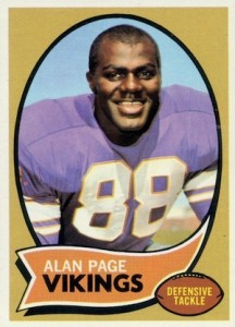 1970 Topps Alan Page RC #59
