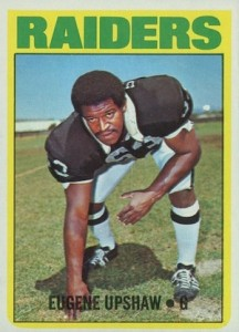 Top 20 Budget 1970s Football Hall of Fame Rookie Cards 6