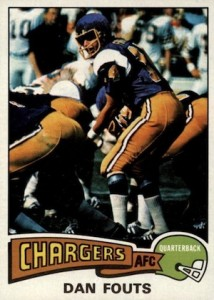Top 20 Budget 1970s Football Hall of Fame Rookie Cards 12