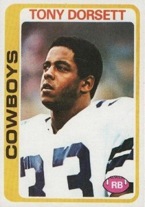 Top 20 Budget 1970s Football Hall of Fame Rookie Cards 17