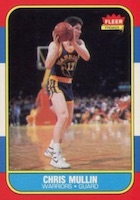 Chris Mullin Rookie Card Guide and Other Key Early Cards