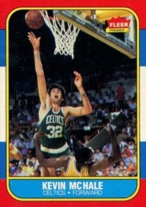 Kevin McHale Rookie Card Guide and Checklist 3