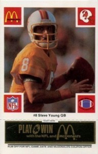 Top Steve Young Football Cards for All Budgets  5