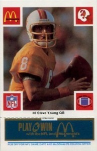 Top Steve Young Football Cards for All Budgets  3