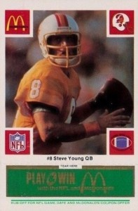 Top Steve Young Football Cards for All Budgets  6