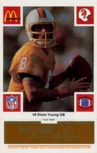 Top Steve Young Football Cards for All Budgets  4