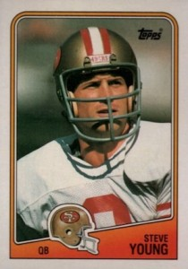 Top Steve Young Football Cards for All Budgets  8