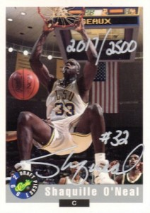 Shaq Attack! Top 10 Shaquille O'Neal Basketball Cards 3