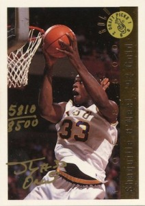 Shaq Attack! Top 10 Shaquille O'Neal Basketball Cards 2